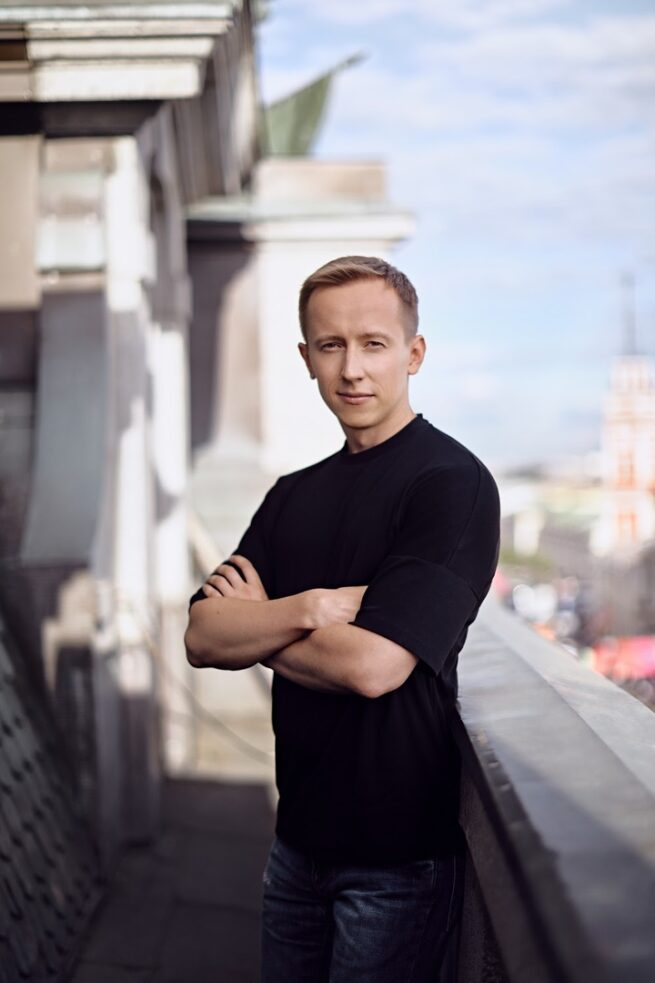 Андрей Рогозов
