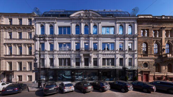 Новый офис ВКонтакте на Большой Морской