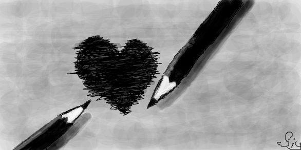 Граффити в контакте любовь часть 2